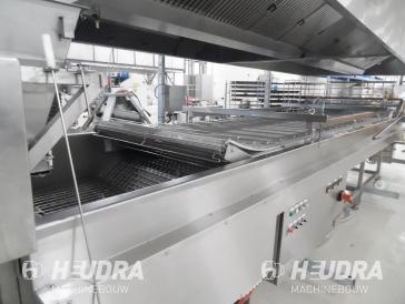Automatische oliebollenbakmachine