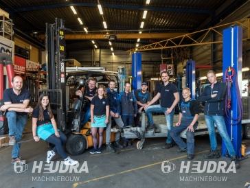 Heudra team